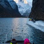 Fjord safari - RIB - Flaam Guide Service - Foto Sverre Hjørnevik