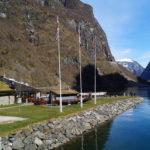 Gudvangen in Naeroyfjorden
