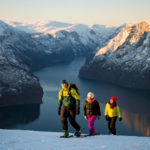 Snowshoe hike at the Aurland Mountain with Flaam - Foto_Sverre_Hjørnevik