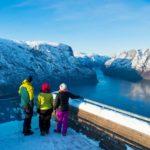Stegastein Viewpoint and the Aurlandfjord - Sverre Hjornevik