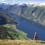 View of the Aurlandsfjord - Foto_Finn_Loftesnes