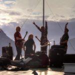 Live musikk i fjorden